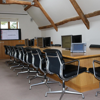 Boardroom for hire near Bristol